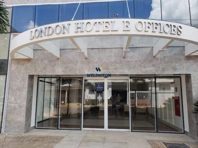Sala Comercial no Centro. Edifício London Hotel e Offices - Foto 2