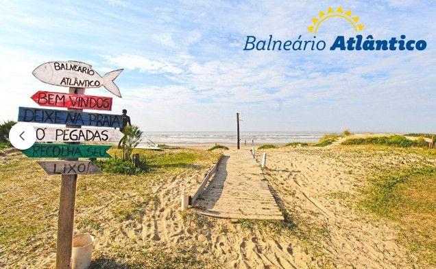A vista* Terreno no Balneário Atlântico - Em Arroio do Sal - 32.000 direto c proprietário - Foto 6