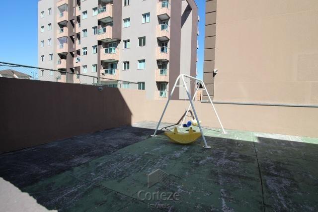 Apartamento 2 quartos no Capão Raso - Foto 15