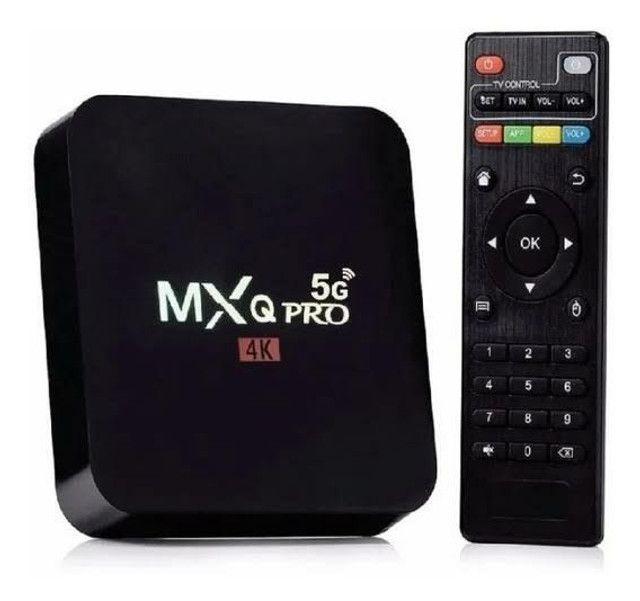 Conversor Smart p/ Tv *Configurado - Instalação gratuita