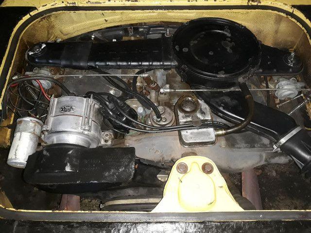 Variant 2 1979 placa preta ocasião  - Foto 6