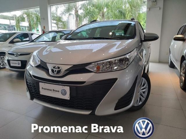 Toyota Yaris XL Live 1.3 Flex 16V 5p Mec