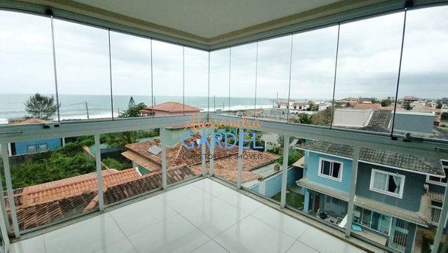 Ouro Verde - Apartamento 2 quartos (1 suíte) com vista para o mar em Rio das Ostras - Foto 2