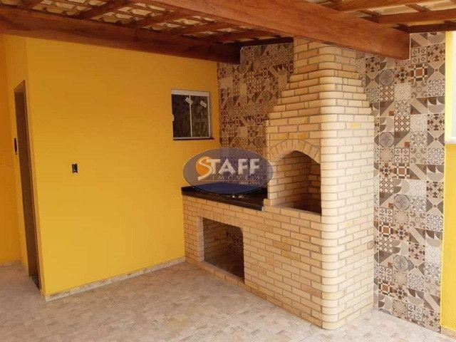 K24- Casas 2 quarto com área Gourmet dentro de condomínio em Unamar - Cabo Frio - Foto 9