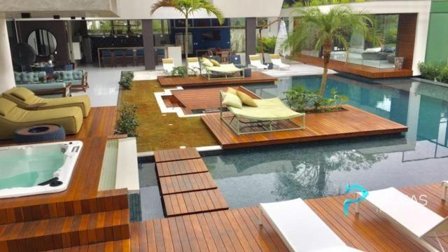 Casa à venda com 5 dormitórios em Jardim acapulco, Guarujá cod:76350 - Foto 9