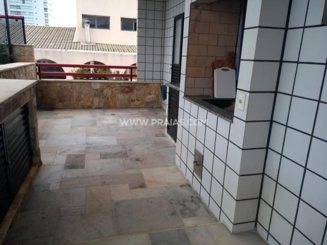 Apartamento à venda com 3 dormitórios em Enseada, Guarujá cod:78017 - Foto 3