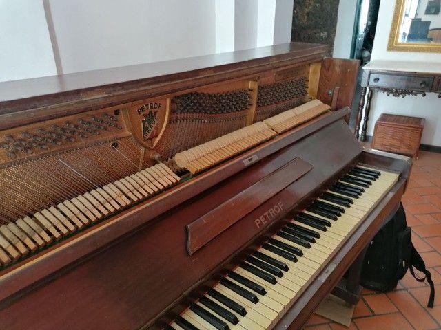 Piano PETROF ótimas condições.  - Foto 4
