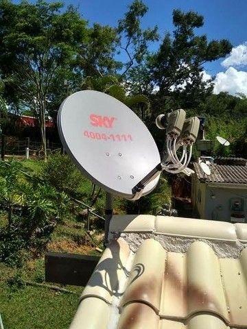 Antenista Receptor Eletricista Instalador CFTV - Foto 2