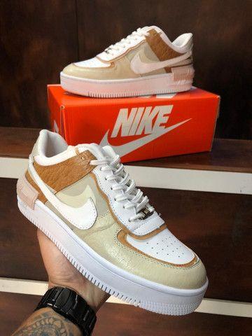Tênis Nike Air Force one shadow $290  - Foto 4