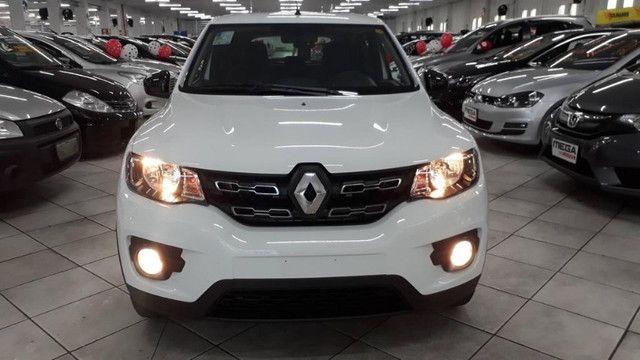 Renault Kwid Intense 1.0 2022 Okm Entrada + 999 Mensais Venha Conferir !!! - Foto 2