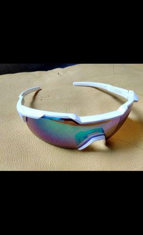 Óculos HB Shield white - Foto 2