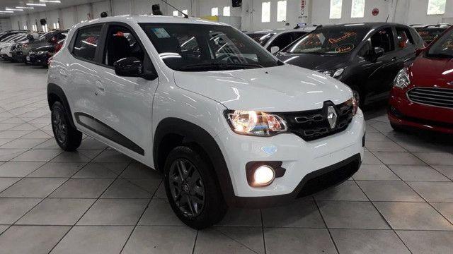 Renault Kwid Intense 1.0 2022 Okm Entrada + 999 Mensais Venha Conferir !!!