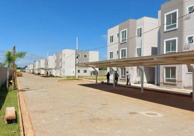 Alugo apartamento no Residencial Solar dos Sabias II!!Agende já sua visita - Foto 8