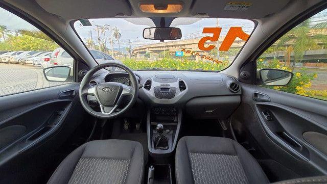 Ford KA SE completão 2015 ! entrada + 48x 749,00 ipva 2021 grátis - Foto 4