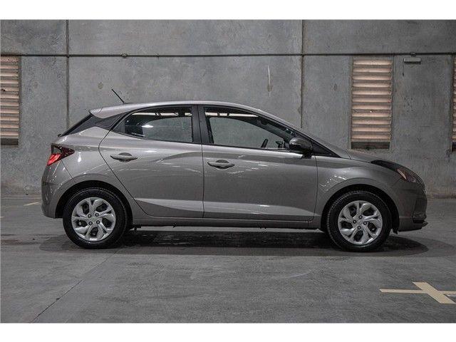 Hyundai Hb20 2020 1.6 16v flex launch edition automático - Foto 6