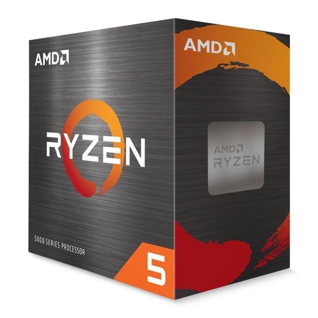 Processador AMD Ryzen 5 5600X - NOVO - Loja Física