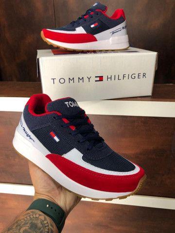 Tênis Tommy Hilfiger $180,00 - Foto 3