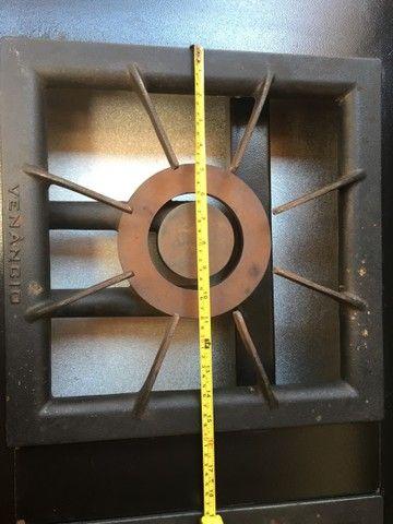Fogão Industrial Maxi Pintado 2 Bocas Duplas Pé/mesa M2pd2 - Foto 6