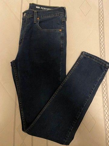 calça jeans levis 512 - Foto 4