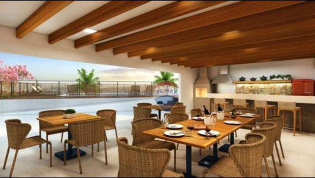 Excelente apartamento à venda, em fase de construção, com 110 m² e área de lazer completa  - Foto 11