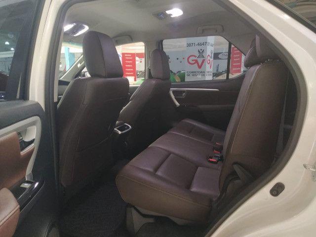 Toyota Hilux SW4 SRX 2.8 4x4 Turbo Diesel Automática 2018 - Foto 14