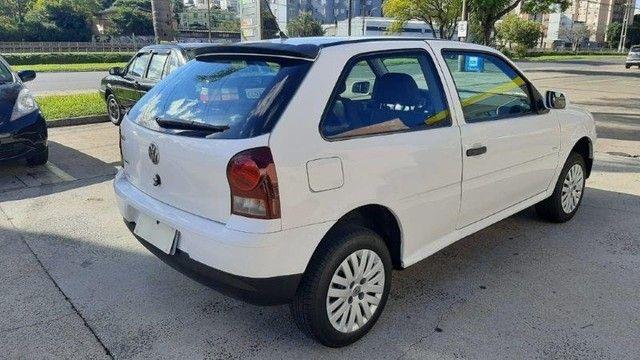 VW Gol 1.0 GIV 2009 Branco Completo, Exc. Estado. - Foto 3