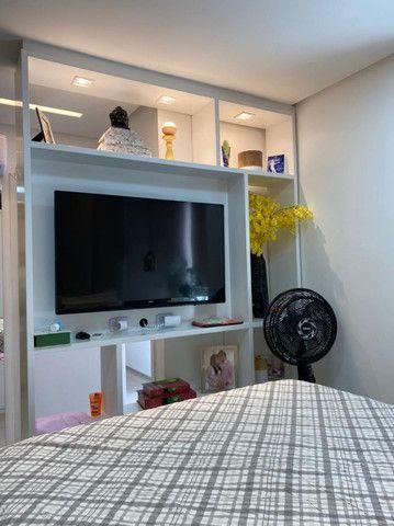 Vendo Apartamento Cond. Vivendas do Farol, 1 Suíte, 2 Quartos - Foto 7