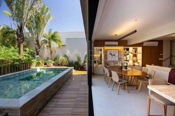 Ref.: Buriti107 Casa sobrado em condomínio - Jardins Nápoles