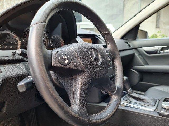 Mercedes-benz C 180 CGI Toda Revisada - Foto 8
