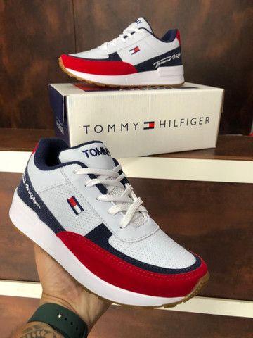 Tênis Tommy Hilfiger $180,00 - Foto 4