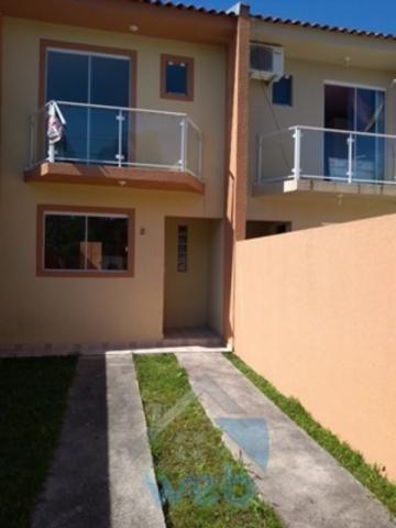 Casa à venda com 2 dormitórios em Vitória régia, Curitiba cod:CA00365 - Foto 5