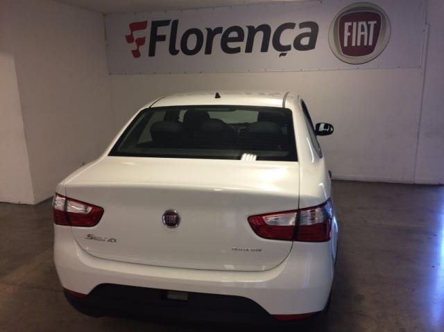 Fiat Grand Siena ATTRACTIVE 1.0 FLEX 8V 4P  Manual - Foto 4
