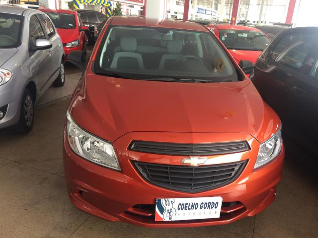 CHEVROLET ONIX 2013/2013 1.0 MPFI LS 8V FLEX 4P MANUAL