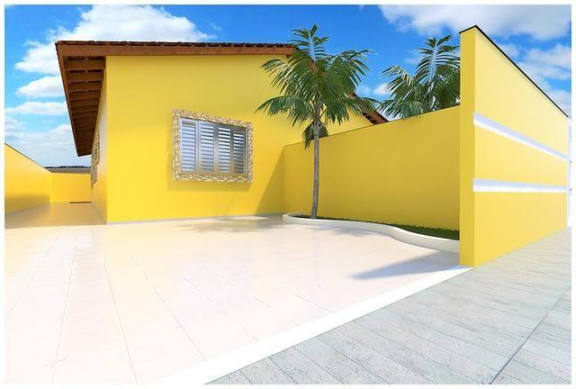Casa nova com piscina itanhaém
