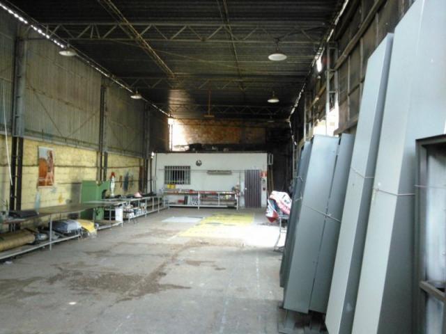 Galpão industrial para locação, caiçara, belo horizonte - ga0024. - Foto 3