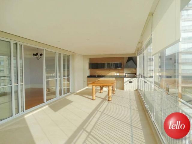 Apartamento para alugar com 4 dormitórios em Vila mariana, São paulo cod:56521 - Foto 4