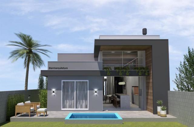 Casa à venda, 140 m² por r$ 590.000,00 - alphaville - gravataí/rs - Foto 5