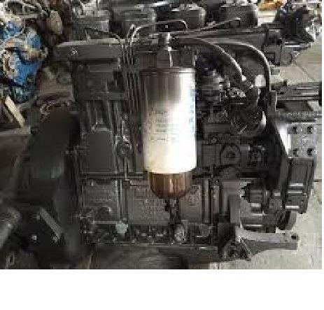 Bloco Limpo do Motor 04 Cil Mwm Série X10 F1000 F4000