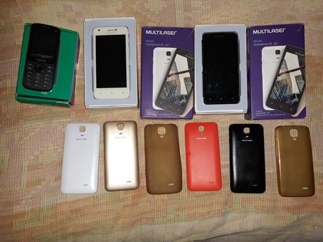 3 celulares por 200 reais !!! (LEIAM A DESCRICAO!!) - Foto 2