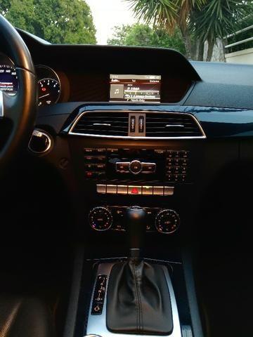Mercedes C180 Sport 1.6 Turbo - Baixa km - Foto 12