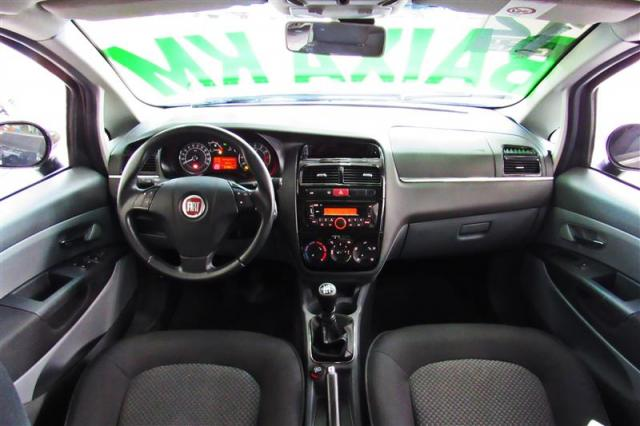 FIAT LINEA 1.8 ESSENCE 16V FLEX 4P MANUAL - Foto 7
