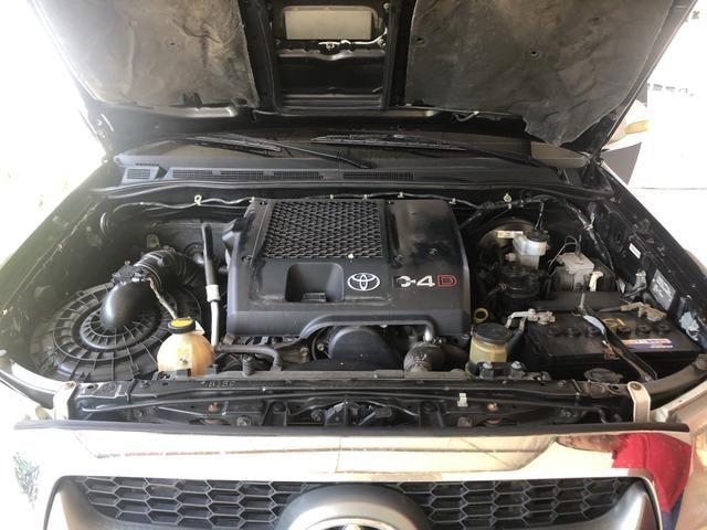 Vende-se Hilux Srv diesel 09/10 automática - Foto 5