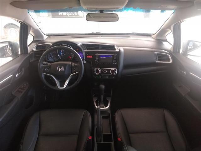 HONDA FIT 1.5 EX 16V FLEX 4P AUTOMÁTICO - Foto 3