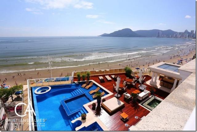 Apartamento à venda com 4 dormitórios em Centro, Balneário camboriú cod:309 - Foto 20