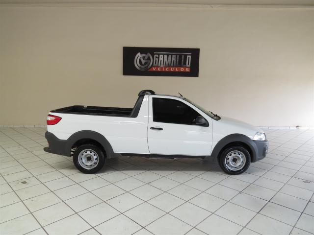 Fiat Strada 2014/2014 1.4 Working CS Flex 2P - Foto 2