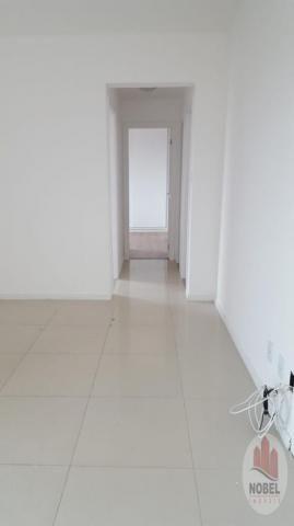 Apartamento para alugar com 3 dormitórios em Santa monica, Feira de santana cod:5633 - Foto 3