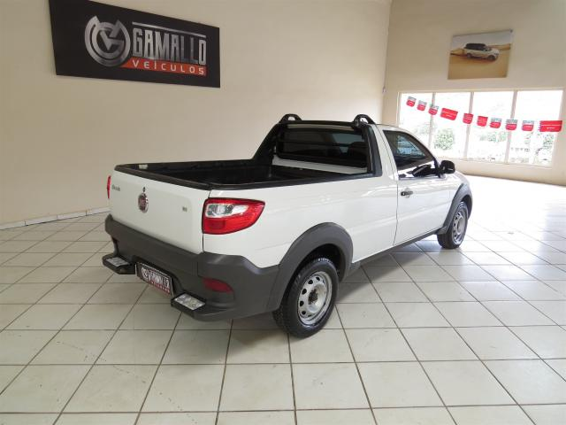 Fiat Strada 2014/2014 1.4 Working CS Flex 2P - Foto 7