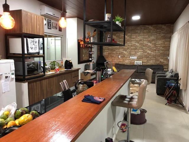 Linda Casa Alto Padrão 200 m2 - Terreno 625 m2 - Sta Cruz - Palmas PR - Foto 18