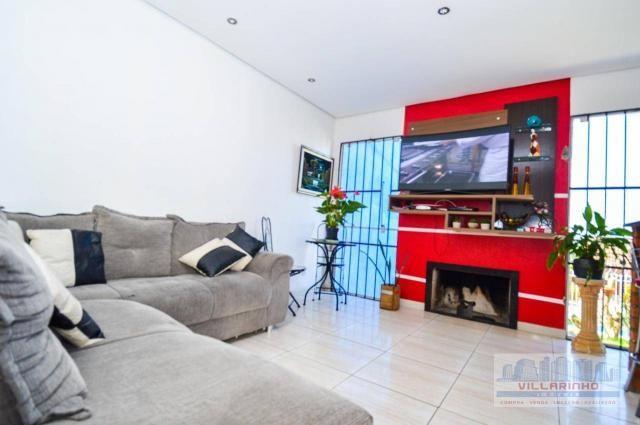 Villarinho vende casa com 3 dormitórios, 1 suíte,124 m² aréa const- terreno 300m² -600.000 - Foto 5