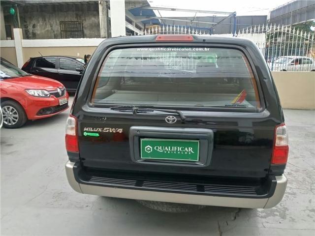 Toyota Hilux sw4 3.4 4x4 v6 24v gasolina 4p automático - Foto 4